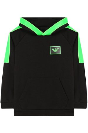 Armani Rocky Fluo Sweatshirt