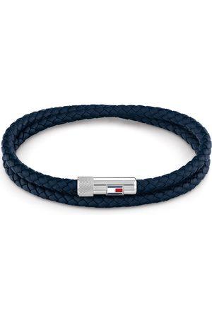 Tommy Hilfiger Armbanden Double Wrap Leather Bracelet