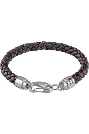 Tommy Hilfiger Armbanden Woven Leather Bracelet