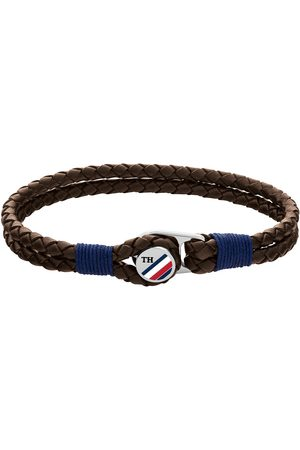 Tommy Hilfiger Armbanden Button Leather Bracelet