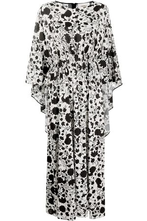 La DoubleJ Circe printed maxi dress