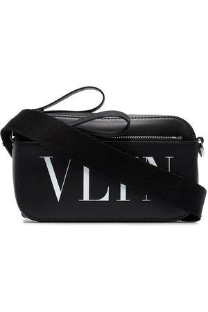 VALENTINO GARAVANI VLTN leather crossbody bag