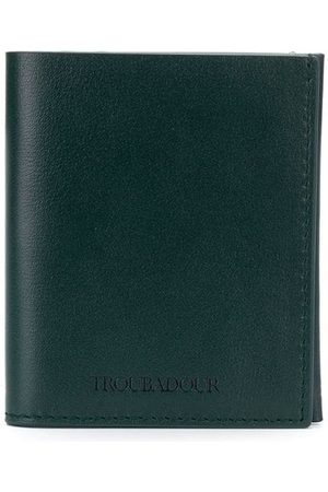 TROUBADOUR Slim billfold wallet