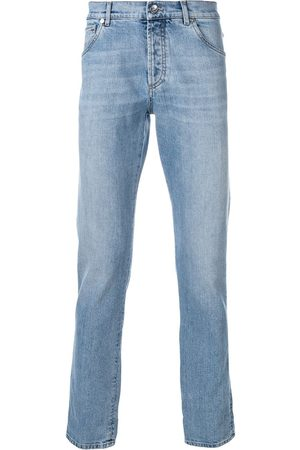 Brunello Cucinelli Skinny low rise jeans