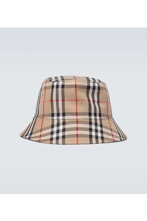Burberry Heren Buckethat - Vintage check bucket hat