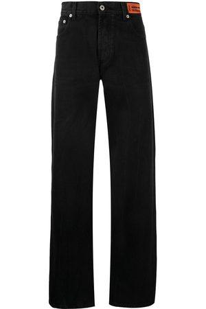 Heron Preston Straight-leg denim jeans