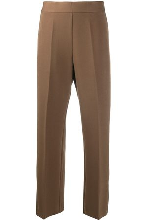 ALTEA High waist cropped trousers