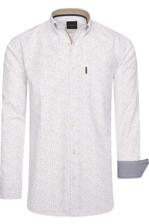 Cappuccino Italia Regular fit overhemd dotted