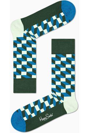 Happy Socks Filled optic sock fio01-6301