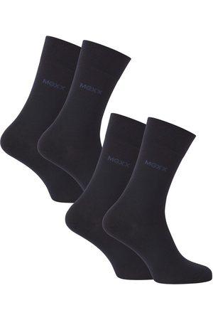 Mexx Heren Sokken - Heren business sokken (2-pack) donkerblauw