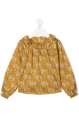 Emile et ida Floral print blouse