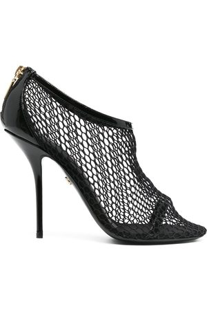 Dolce & Gabbana 105mm mesh sandals