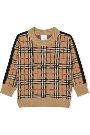 Burberry Icon Stripe wool sweater