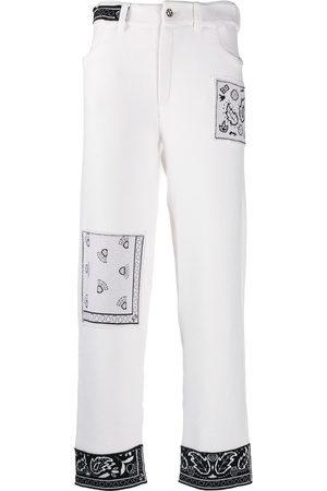 Barrie Dames Haaraccessoires - Cashmere bandana boyfriend-cut trousers