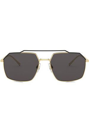 Dolce & Gabbana Heren Zonnebrillen - Gros grain sunglasses
