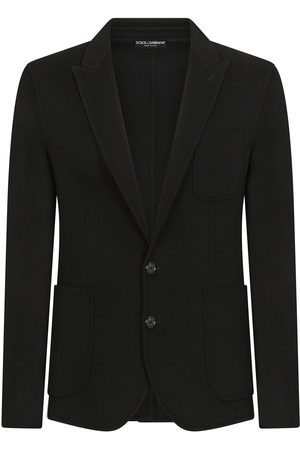 Dolce & Gabbana Peak-lapel blazer jacket