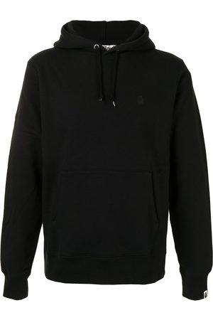 A BATHING APE® Ape patch drawstring hoodie