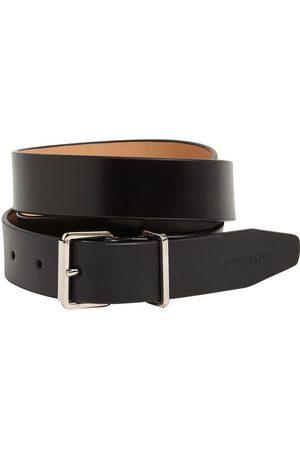 Dsquared2 3cm Leather Belt