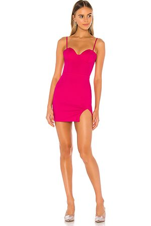 superdown Oliviah Bustier Mini Dress in