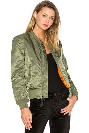 Alpha Industries MA-1 W Bomber in