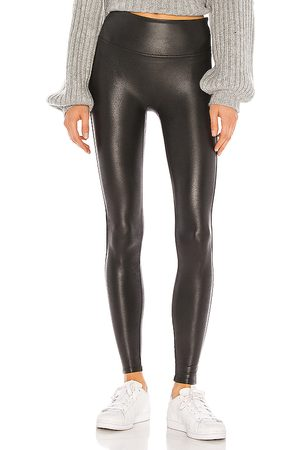 Spanx Petite Faux Leather Legging in