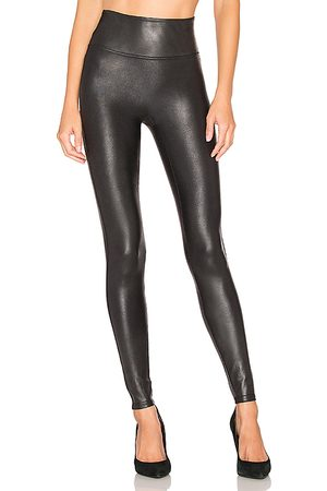 Spanx Faux Leather Leggings in