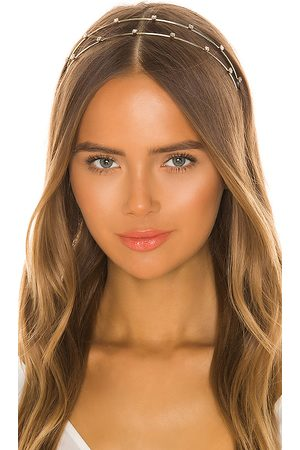Ettika Dames Haaraccessoires - Rhinestone Headband in