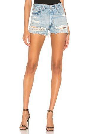 Levi's 501 High Rise Short in