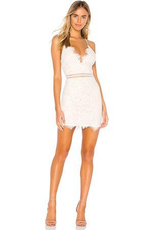 superdown Remi Lace Mini Dress in