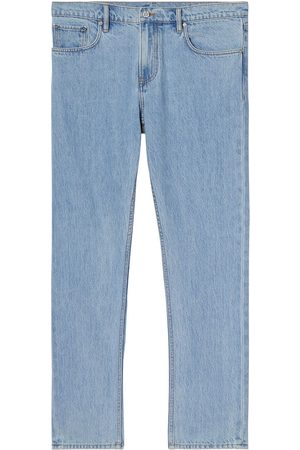 Burberry Straight-fit washed jeans