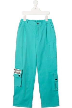 DUOltd Straight cargo trousers