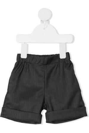 LA STUPENDERIA Slip-on shorts