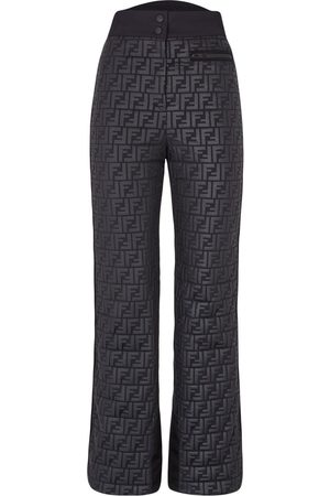 Fendi FF monogram ski trousers
