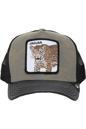 Goorin Bros. Reflective Jaguar Trucker Hat W/patch