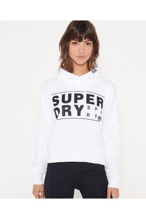 Superdry Sport Korte Core Sport hoodie