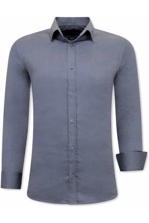 TONY BACKER Speciale overhemden slim fit