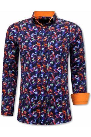 TONY BACKER Slim fit overhemden 3071