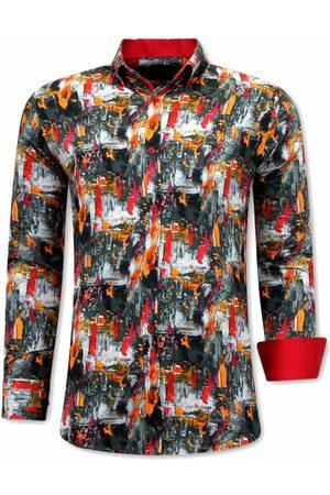 TONY BACKER E overhemden 3064