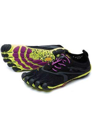 Vibram V-run 16w3105 black/yellow/purple