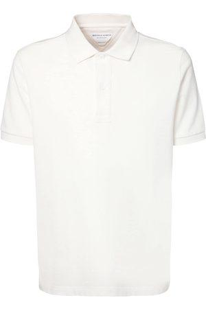 Bottega Veneta Cotton Piqué Polo