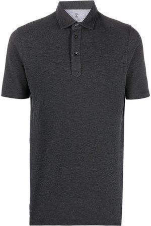 Brunello Cucinelli Short-sleeve polo shirt
