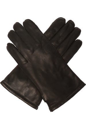 AllSaints Yield leather gloves