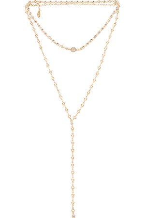 Ettika Layered Lariat Necklace in