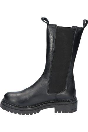 Ca'Shott Dames Laarzen - 24204 380 Black Calf Boots