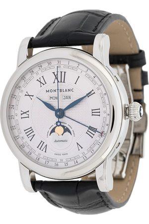 Mont Blanc Star Steel Moonphase 44mm