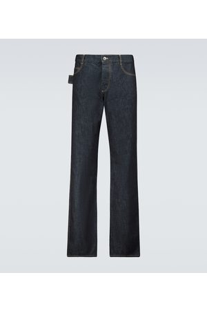 Bottega Veneta Raw denim jeans