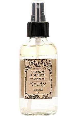 J. Southern Studio Cleansing & Renewal Body & Linen Ritual Mist in /A