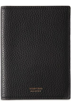 Tom Ford T Line Passport Holder W/ Card Slots
