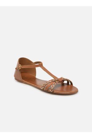 I Love Shoes Dames Sandalen - KESSIQUE Leather