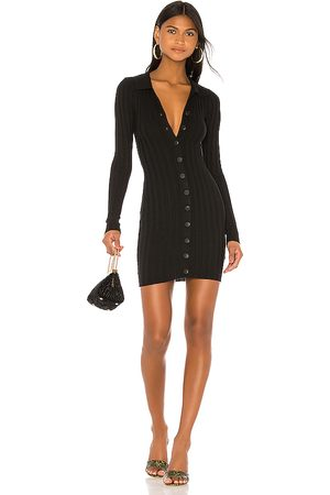 Lovers + Friends Jordane Button Front Dress in . Size L (also in S).